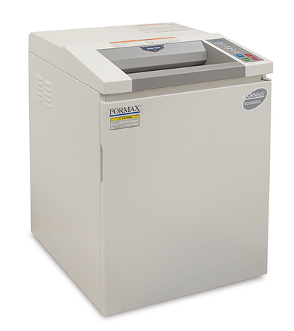 Formax High Security Shredders