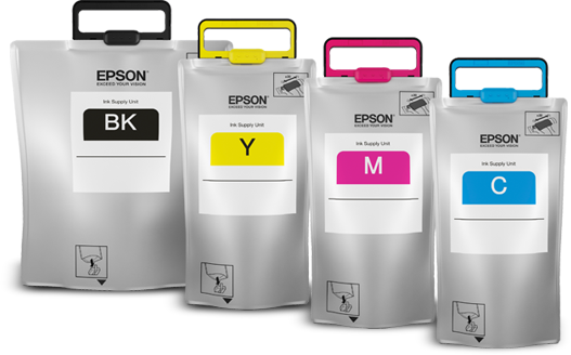 Epson Replaceable Ink Packs